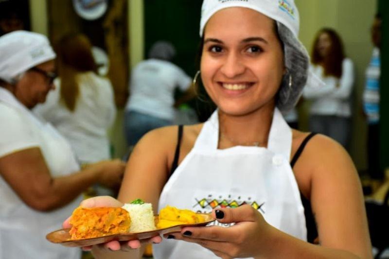 Resultado de imagem para Prefeitura de São Luís abre inscrições para oficina gratuita de culinária que ensinará receitas com jabiraca