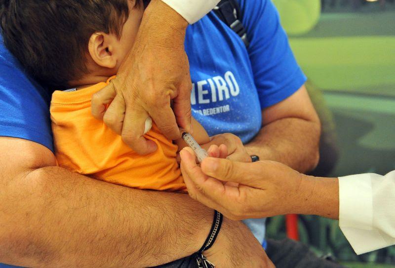 Resultado de imagem para Dia 'D' de vacinação contra o sarampo