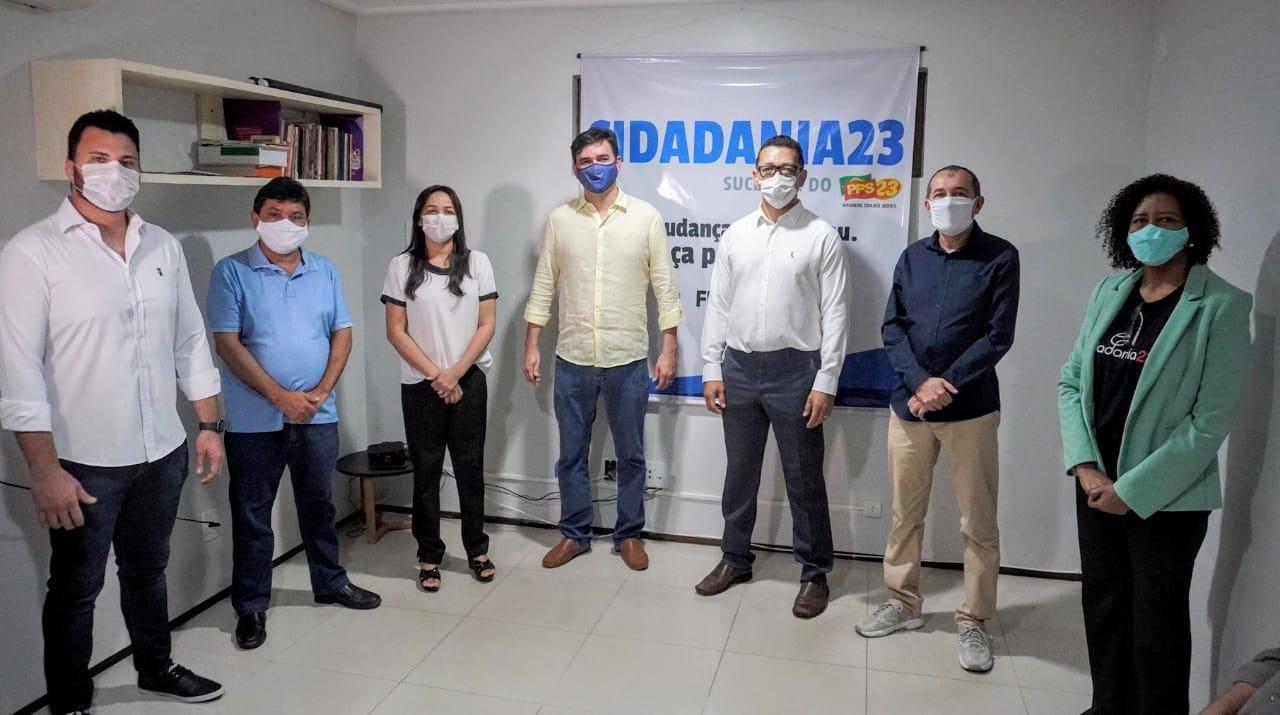 Cidadania reforça o projeto de Rubens Júnior rumo à Prefeitura de ...